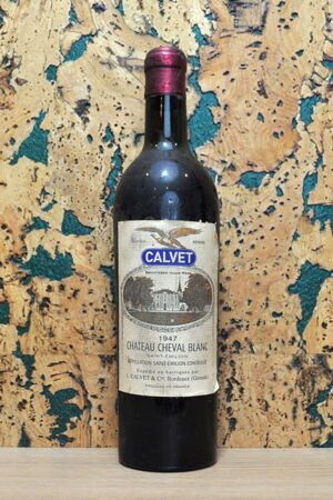 Chateau Cheval Blanc Saint-Emilion Grand Cru 1947-3
