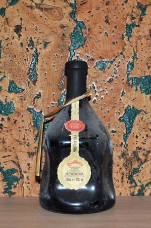 Gattinara Troglia 1986 (antique form bottle)