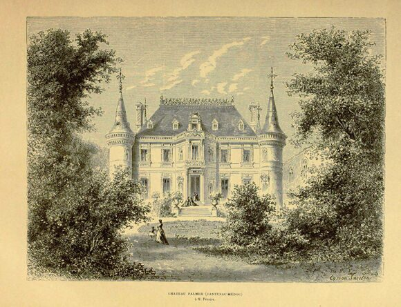 Chateau Palmer-old