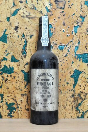 Port Burmester Vintage Port Extra Selected Portugal 1960