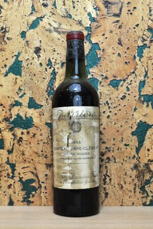 Chateau Pape Clement Graves Grand Cru 1955