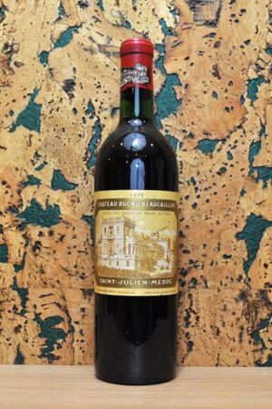 Chateau Ducru-Beaucaillou Saint-Julien Grand Cru 1970