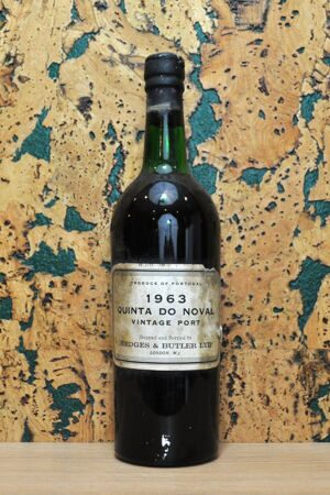 Port Quinta do Noval Vintage Port 1963