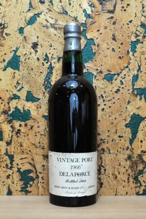 Port Delaforce Vintage Port 1966