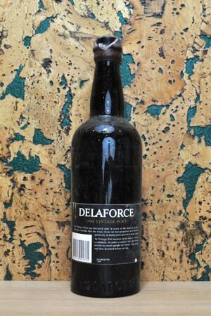 Port Delaforce Vintage Port 1966 in OWC-2-зад